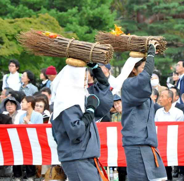 おはらめ(大原女)~京都時代祭