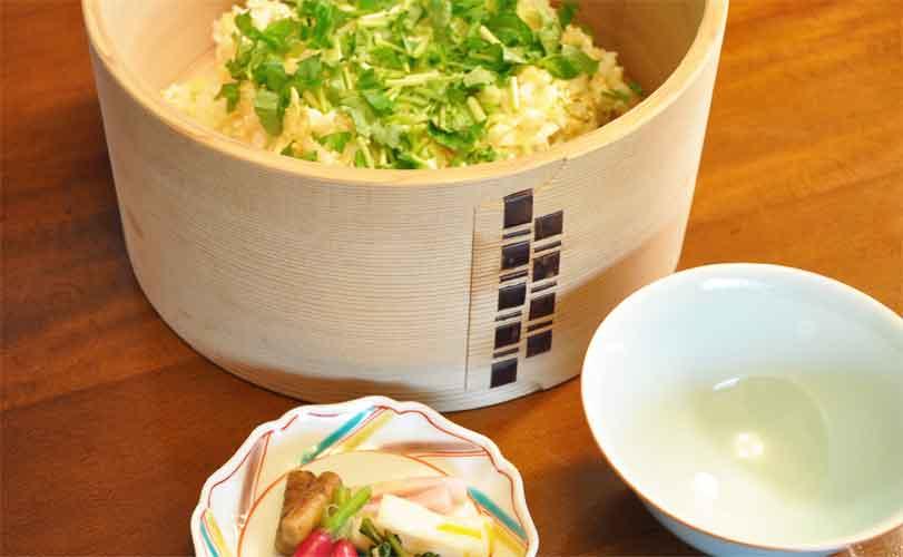 香のもの(ひきあげゆばご飯レシピ)